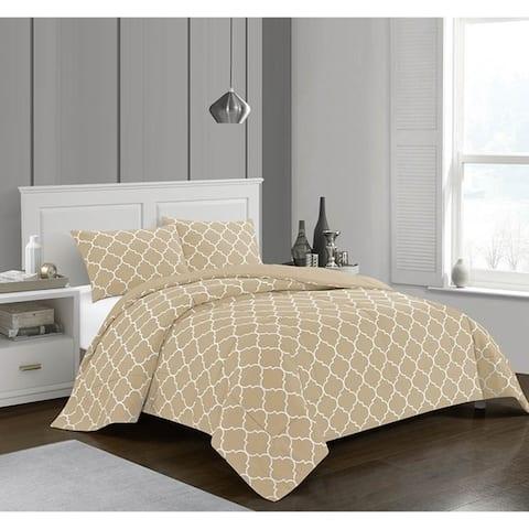 Porch & Den Sunstead Trellis Comforter Set