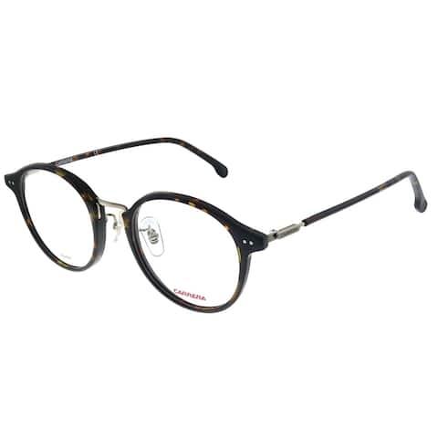 Carrera CA 160/V/F 2IK 48mm Unisex Havana Frame Eyeglasses 48mm