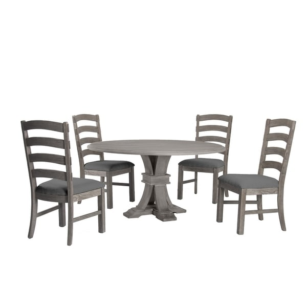 Best Quality Furniture 5-Piece Dining Set
