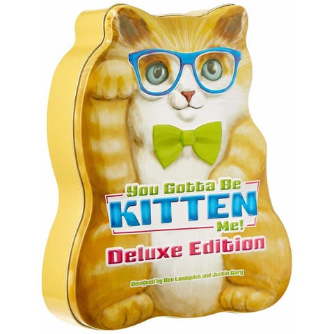 Ultra Pro You Gotta Be Kitten Me! Deluxe Edition Party Game