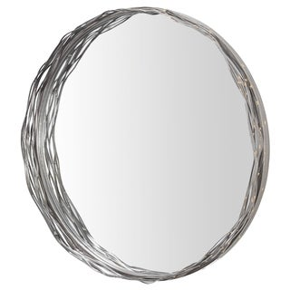Decorative Metal Framed Wall Vanity Accent Mirror