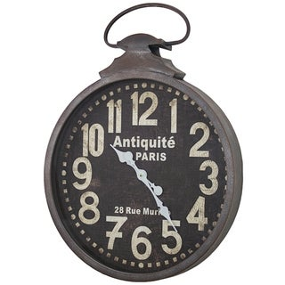 Link to Antiquite De Paris 29 Rue Murillo Wall Clock Similar Items in Decorative Accessories