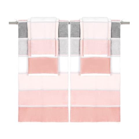 Maya 6 Piece Towel Set