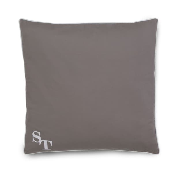 Southern Tide Starboard Nautical Gray Decorative Pillow. Opens flyout.