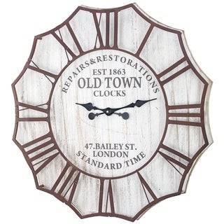 Old Town Clocks 47 Bailey Street London Wall Clock