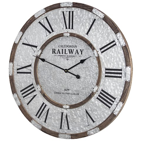 Caledonian Railway 1879 Central Station Wall Clock