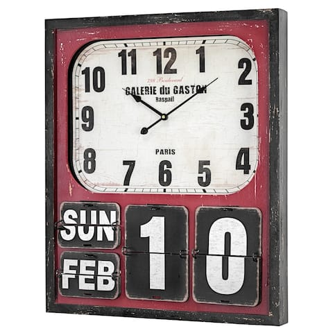798 Boulevard Galerie du Gaston Raspail Wall Clock