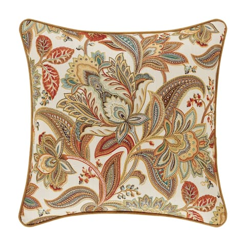 Gracewood Hollow Kleeman 18-inch Square Throw Pillow