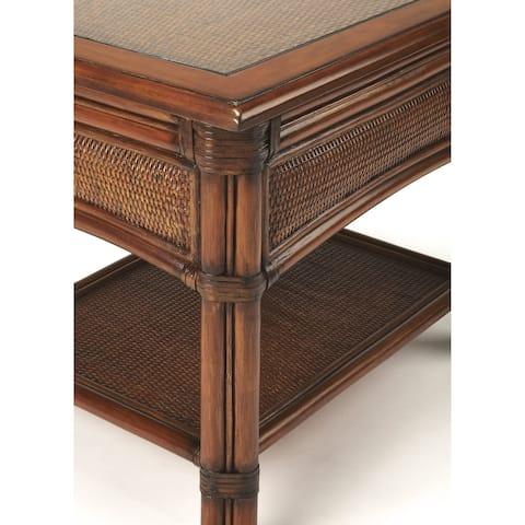 BUTLER arihi rattan end table