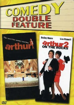 Arthur: On the Rocks 1 & 2 (DVD)