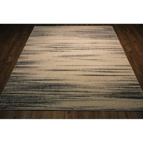 "Gray/Lavender Persian Trellis 64 by 89 Inch Area Rug Purple rugs for sale - 5'3"" x 7'5""/Big"