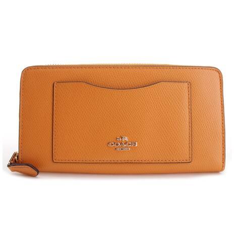 Coach Women's Accordion Wallet