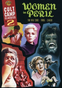 Cult Camp Classics Vol 2 - Women in Peril (DVD)
