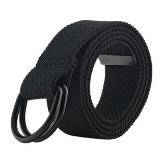DII Men's And Women's D-Ring Canvas Belt