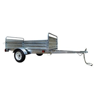 DK2 5ft x 7ft Multi Purpose Utility Trailer Kit Galvanized MMT5X7G