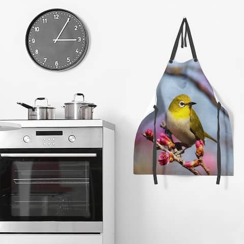 Bird on a Branch Apron - 27 x 30
