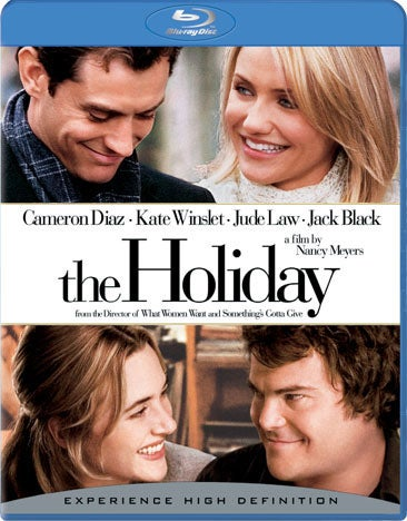 The Holiday (Blu-ray Disc)