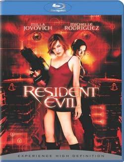 Resident Evil (Blu-ray Disc)
