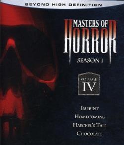 Masters Of Horror Season 1 Vol. 4 (Blu-ray Disc)