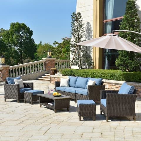 Buy High Back, Sectional Outdoor Sofas, Chairs & Sectionals Online ...