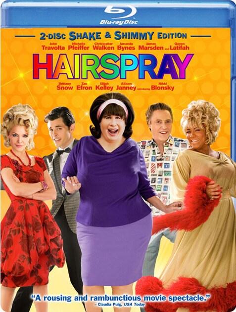 Hairspray (Musical) (Blu-ray Disc)