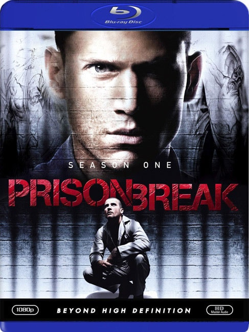 Prison Break: Season 1 (Blu-ray Disc)