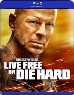 Live Free Or Die Hard (Blu-ray Disc)