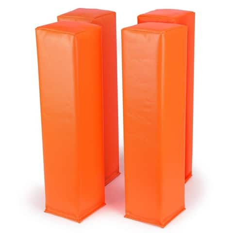 GoSports Football End Zone Pylons