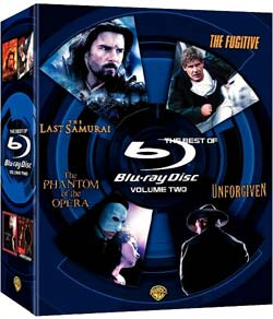The Best of Blu-ray Vol. 2 (Blu-ray Disc)