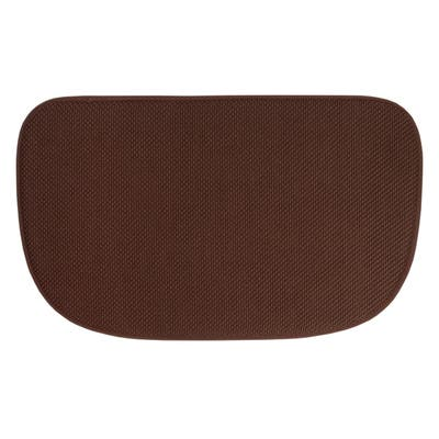 Buy Brown, Memory Foam Kitchen Rugs & Mats Online at ...