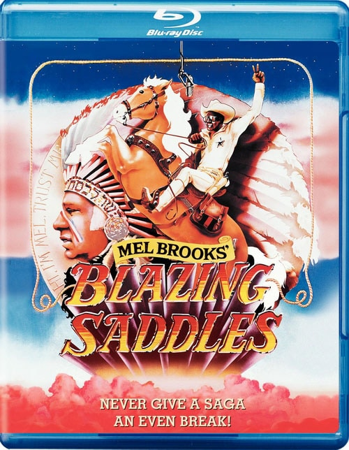 Blazing Saddles (Blu-ray Disc)