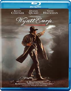 Wyatt Earp (Blu-ray Disc)