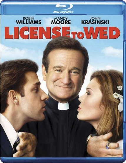 License to Wed (Blu-ray Disc)