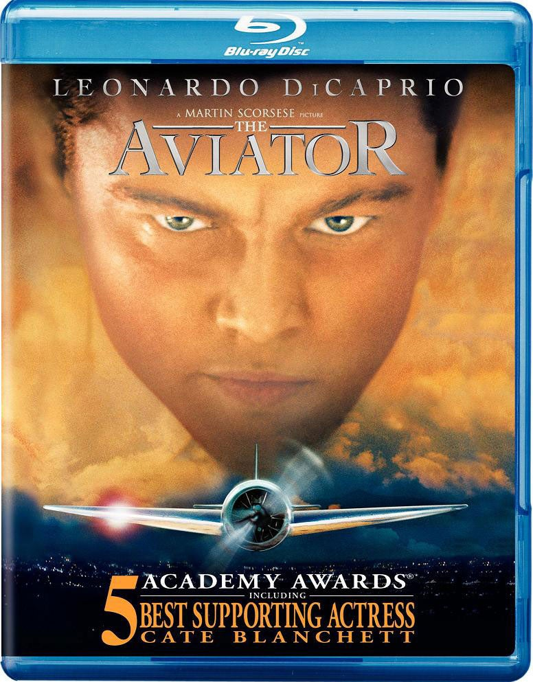 The Aviator - Director's Cut (Blu-ray Disc)