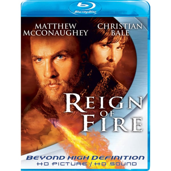 Reign Of Fire (Blu-ray Disc)