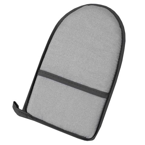Heat-Resistant Teflon Ironing Glove, Silver-Grey