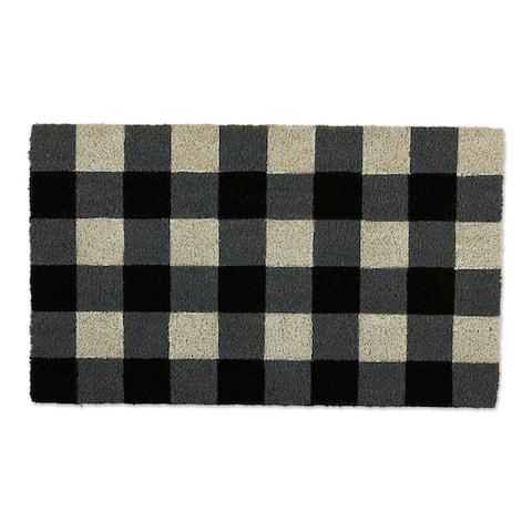 DIIBuffalo Check Doormat