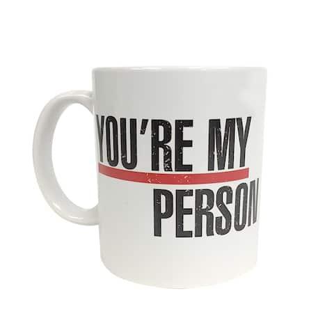 You're My Person 11 oz Coffee Mug