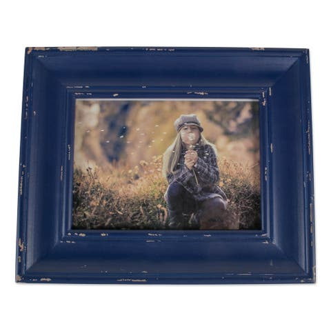 DII Farmhouse Distress Picture Frame