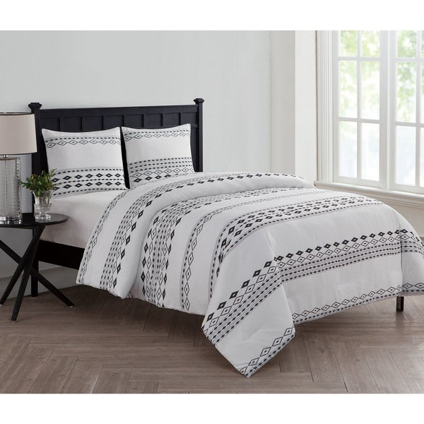 VCNY Home Azteca King Size Comforter Set (As Is Item). Opens flyout.