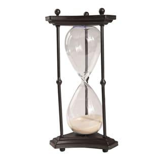 Granada Tan Sand and Bronze 60-minute Hourglass