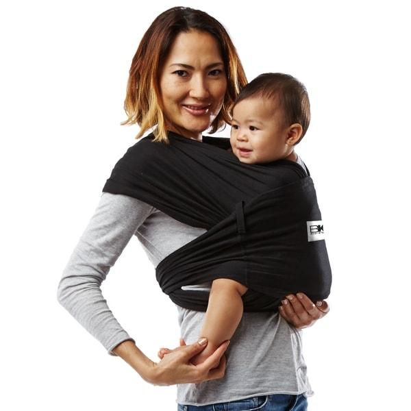 Black Baby K/'tan ORIGINAL Baby Carrier Extra Extra Small Wrap XX-Small