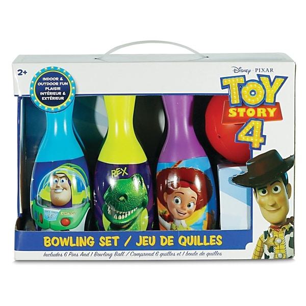 Disney PIXAR Toy Story 4 Bowling Set - Indoor/Outdoor