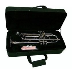 Elegant Silver Trumpet - Thumbnail 1
