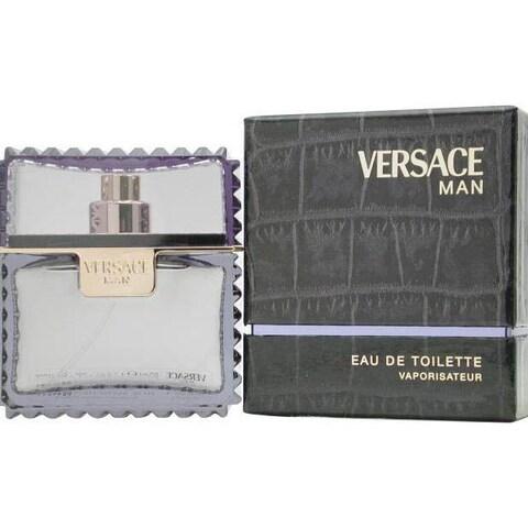 Versace Man Gianni Versace 3.3-ounceEau de Toilette Spray