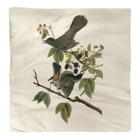 Cat Bird Napkin