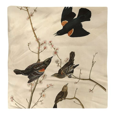 Red-Winged Starling Napkin