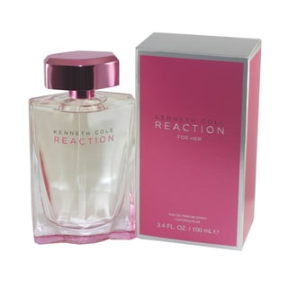 Kenneth Cole Reaction Women's 3.4-ounce Eau de Parfum Spray