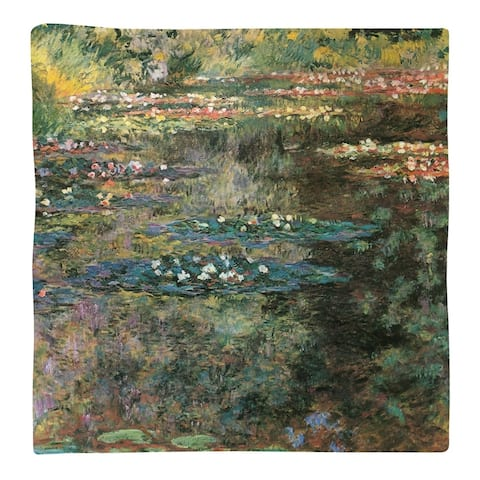 Water Lily Pond at Giverny Napkin