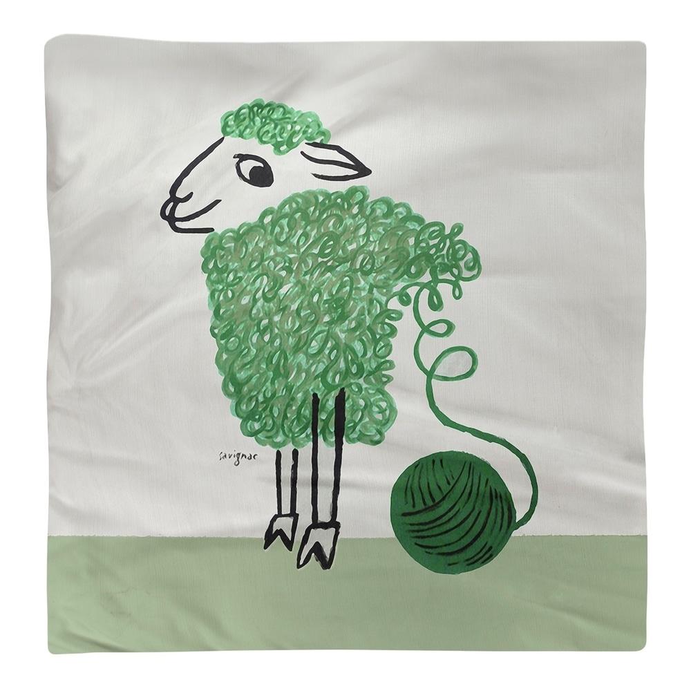 Shop Vintage Wool Poster Napkin - Overstock - 28523329